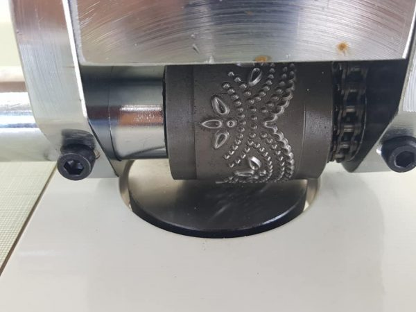 Máy Dập Lai Rèm Cửa Dòng Cơ 2 Motor 04