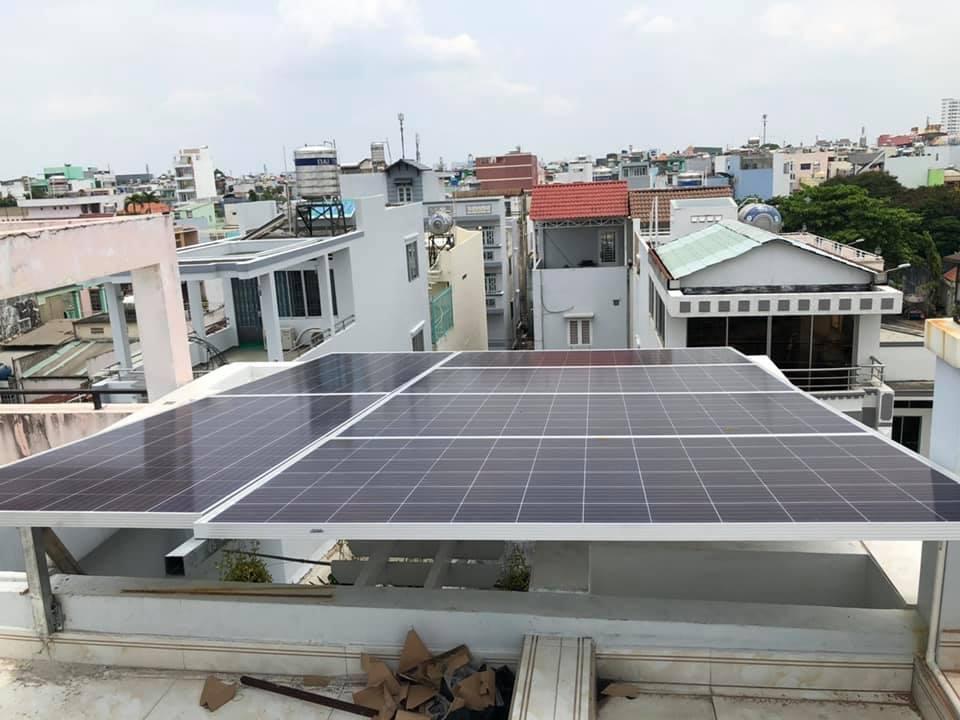 kwp và kwh trong hệ thống pin năng lượng mặt trời