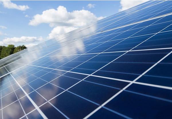 Sản phẩm pin mặt trời hoàn chỉnh