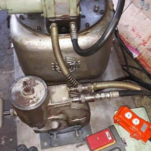 Máy Đột Lỗ Thuỷ Lực Riken 1624 001