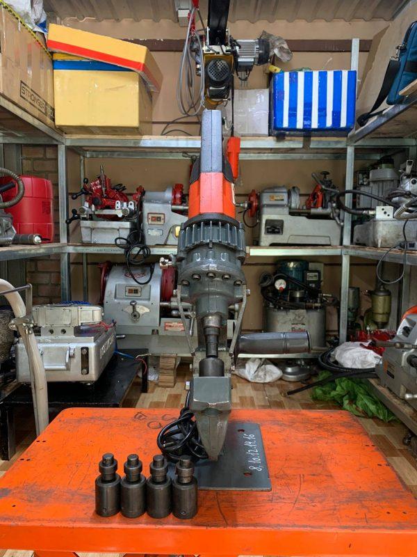 Máy Đột Lỗ Thuỷ Lực Ikuratools Is-16 008